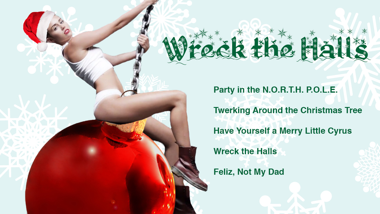 los angeles critics are calling miley cyruss new christmas album the worst ever - Miley Cyrus Christmas